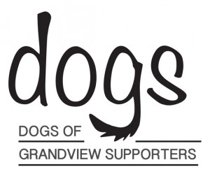 dogs Grandview logo nd